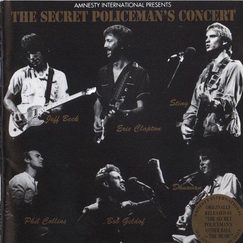 VA - The Secret Policeman's Concert (1992) MP3