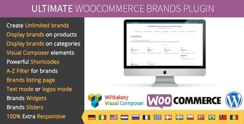 CodeCanyon - Ultimate WooCommerce Brands Plugin v1.6.3 - 9433984