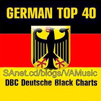 VA - German Top 40 DBC Deutsche Black Charts 19.01.2018