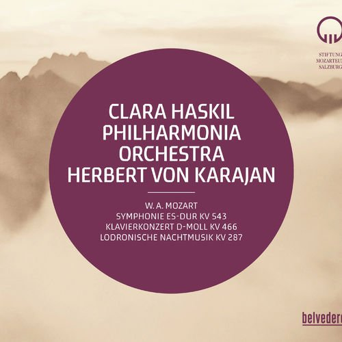 Download Clara Haskil - Mozart: Symphony No  39, K  543
