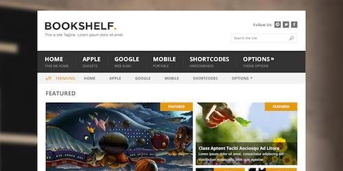 MyThemeShop - BookShelf v2.0.11 - Multipurpose WordPress Blog Theme