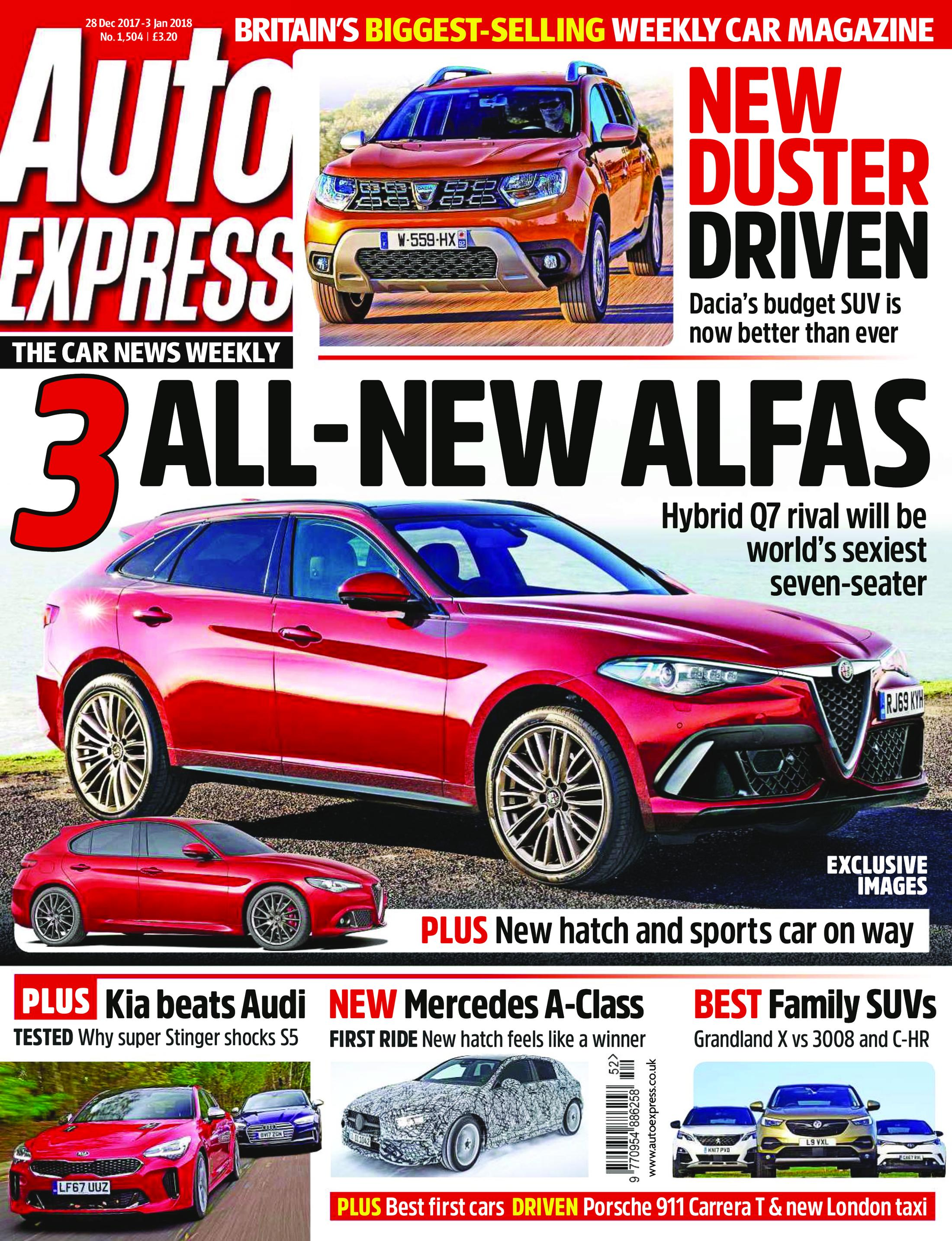 602f29b860 Download Auto Express - 02 January 2018 - SoftArchive
