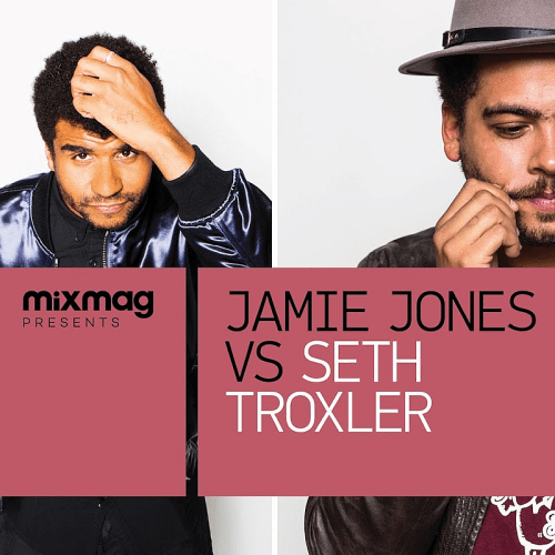 VA - Mixmag Presents Jamie Jones vs. Seth Troxler (2018)