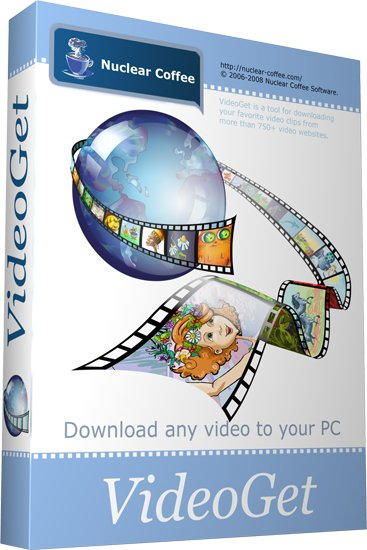 Nuclear Coffee VideoGet 7.0.3.93 Multilingual (x64) Portable