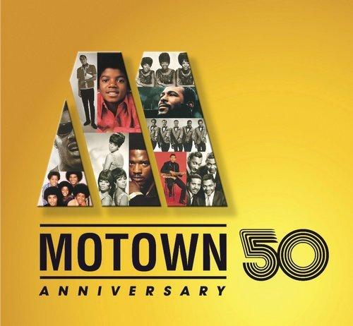VA - 50 Years Of Motown Records (3CD Set) (2009)
