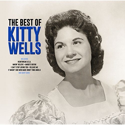 Kitty Wells - The Best Of (2018)