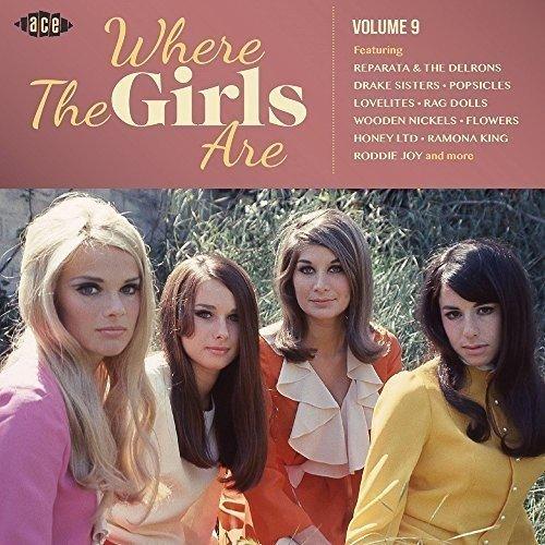 VA - Where the Girls Are Vol 9 (2016)
