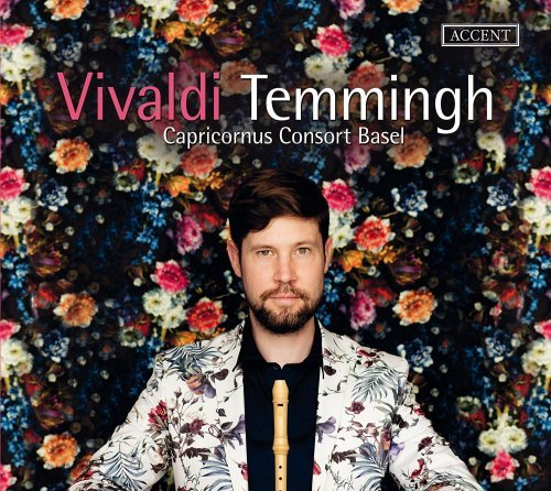 Stefan Temmingh - Vivaldi and Bach The Concertos for Recorder and Preludes (2018)