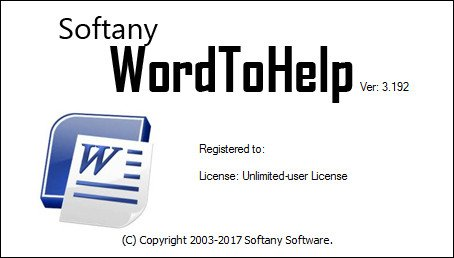 WordToHelp 3.193