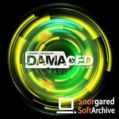 Jordan Suckley - Damaged Radio 088 (2018-01-16)