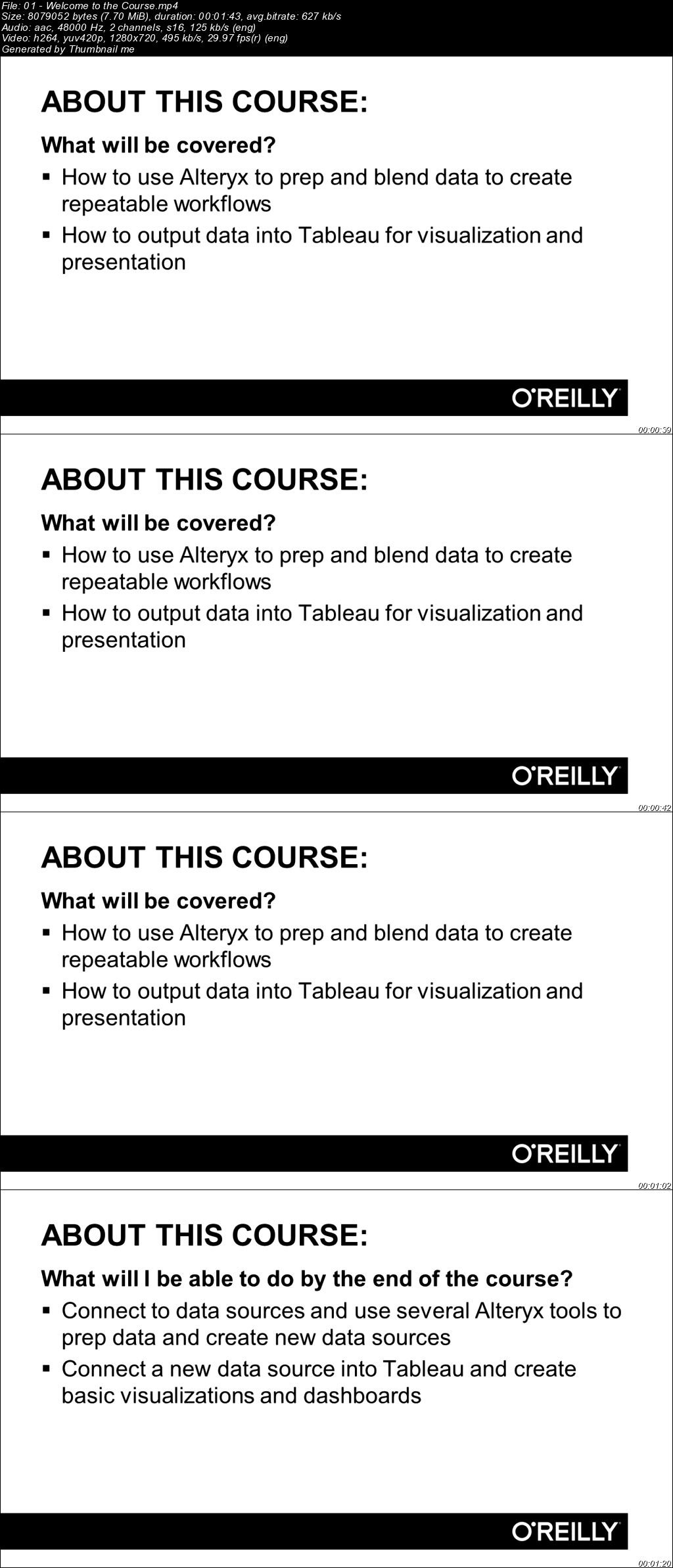 Download Learn How to Use Alteryx and Tableau to Quickly