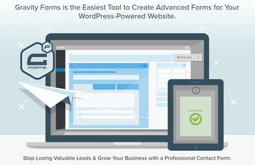 Gravity Forms v2.2.5.21 - WordPress Plugin - NULLED + Gravity Forms Add-Ons