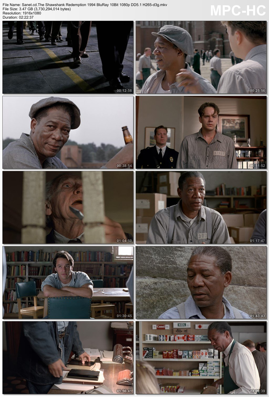 shawshank redemption all about relationships The shawshank redemption is a film that will make your day the godfather might make you feel disappointed in humanity the shawshank redemption is about patiently waiting for the perfect opportunity for years the godfather is often about acting on the impulse the shawshank redemption is a.
