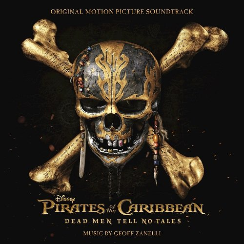 Pirates of the Caribbean - Soundtrack Collection (7CD) (2003-2017)