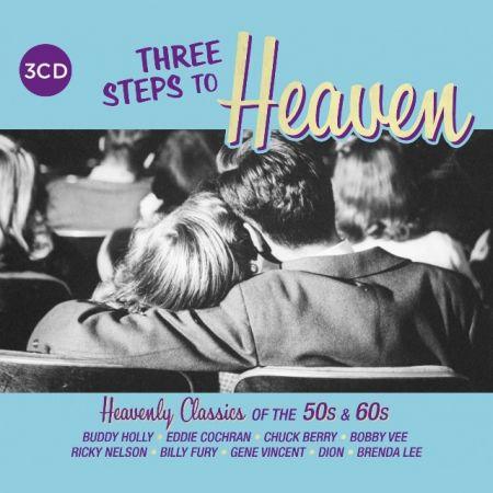 VA - Three Steps to Heaven Heavenly Classies of the 50s & 60s (2018)