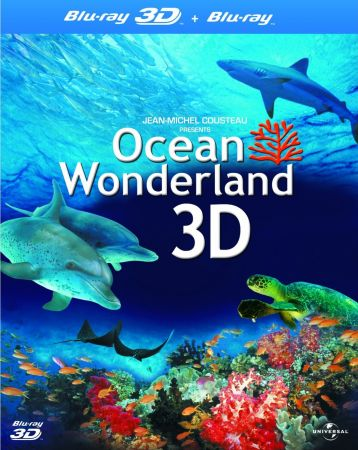 Ocean Wonderland 2003 3D 1080p BluRay x264-FLAME