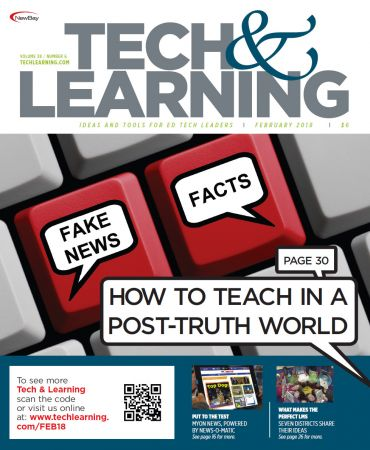 Tech & Learning - February 2018