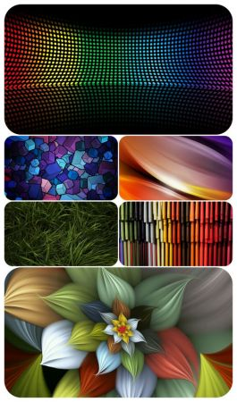 Wallpaper pack - Abstraction 6
