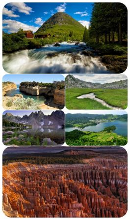 Most Wanted Nature Widescreen Wallpapers #405