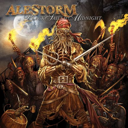 Alestorm - Black Sails at Midnight (2009) Mp3