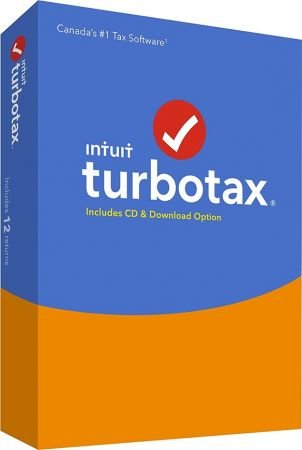 Intuit TurboTax 2017 Canada Edition