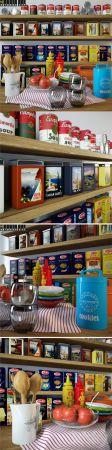 Kitchen set 3D Models