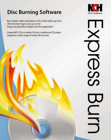 NCH Express Burn Plus 6.14 macOS