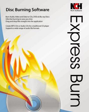 NCH Express Burn Plus 6.14 macOS