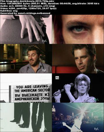Biography - David Bowie (2010) 720p HDTV x264-W4F