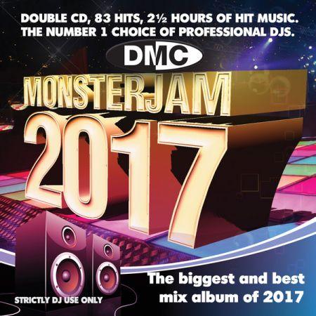 VA - DMC Monsterjam 2017. The Number 1 Choice Of Djs (2017)