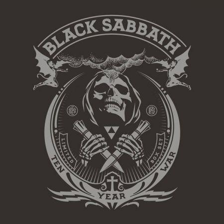 Black Sabbath - The Ten Year War (8CD BoxSet) (2017) MP3