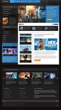 Shape5 - Helion v2.0 - WordPress Theme