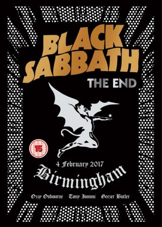 Black Sabbath - The End Live In Birmingham (Box Set, Deluxe Edition) (2017) MP3