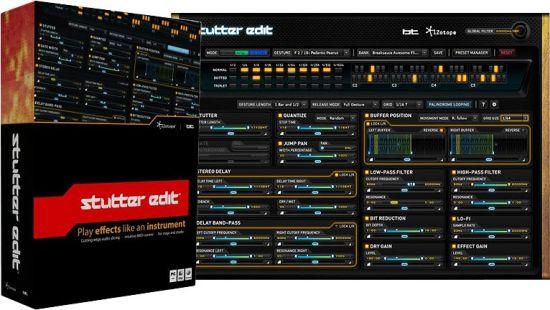 iZotope Stutter Edit v1.05a macOS