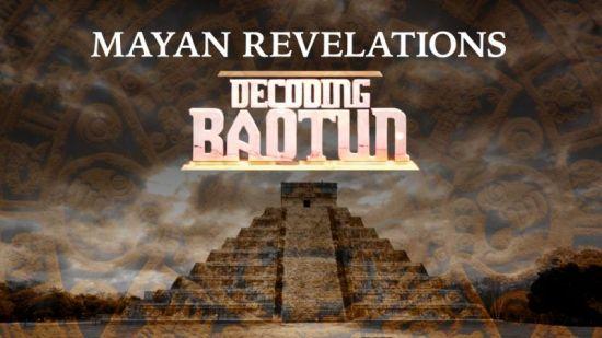 Elicosma Films Mayan Revelations Decoding Baqtun 2015 810p HDTV x264 AAC MVGroup