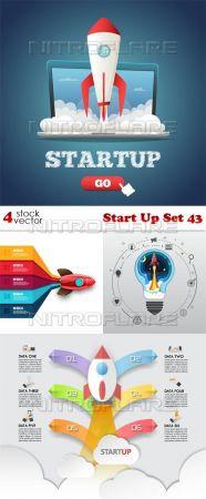 Vectors - Start Up Set 43
