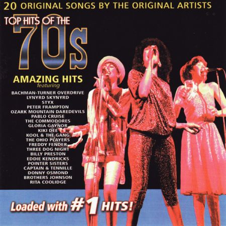 VA - Top Hits Of The 70s - Amazing Hits (2003) MP3