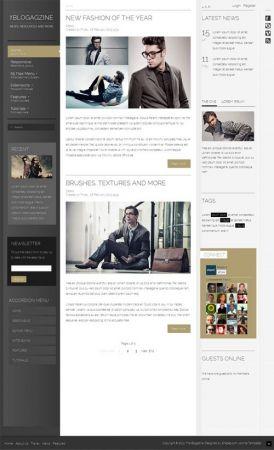 Shape5 - The Blogazine v2.0 - WordPress Theme