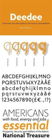 DeeDee font family