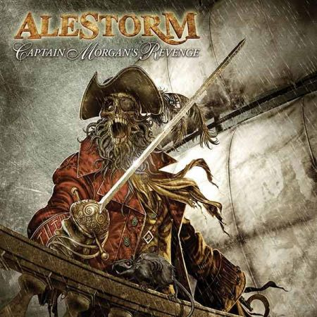 Alestorm - Captain Morgan's Revenge (2008)