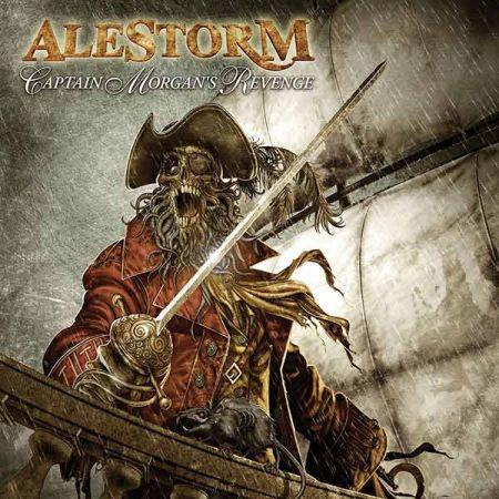 Alestorm - Captain Morgan's Revenge (2008)