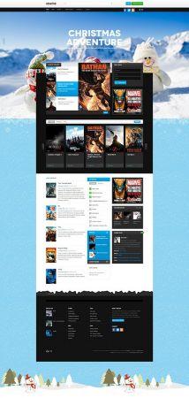 JoomlArt - JA Obelisk v1.1.4 - Responsive Joomla Template for Movie & Entertainment