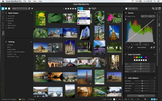 Corel AfterShot Pro 3.4.0.297 Multilingual macOS