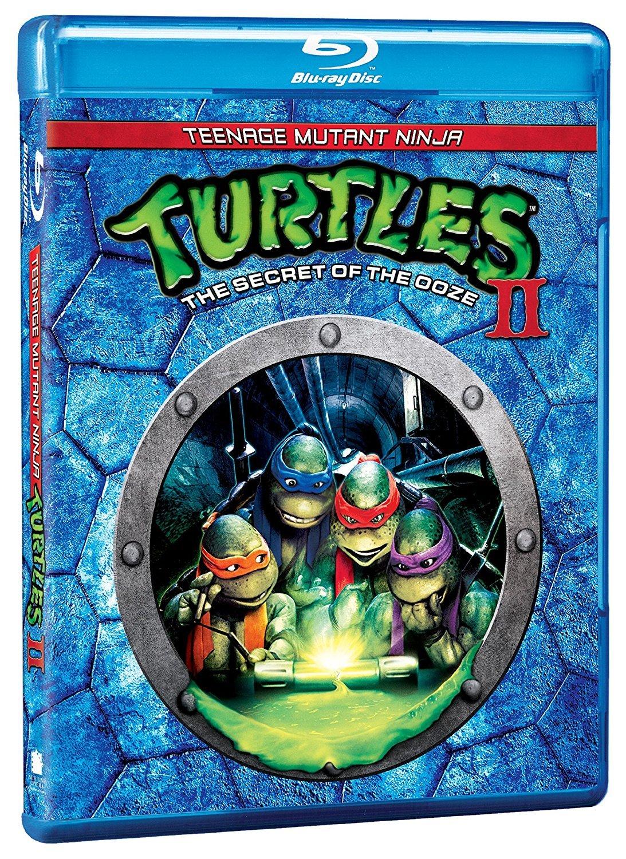 Teenage Mutant Ninja Turtles II: The Secret of the Ooze (1991)   Full Movie HD