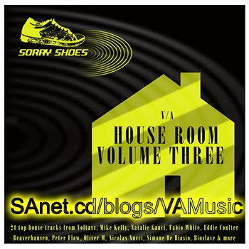 VA - House Room 3 Volume (2014)