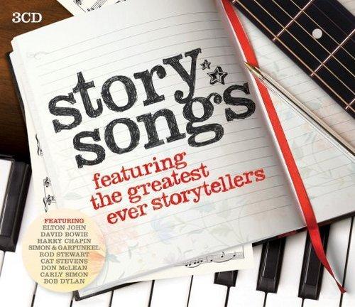 VA - Story Songs (3CD Box Set) (2008)