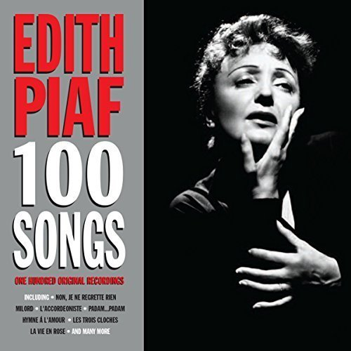 Edith Piaf - 100 Hits (2018)