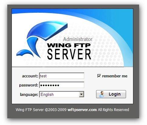 Wing FTP Server Corporate 5.0.5 Multilingual