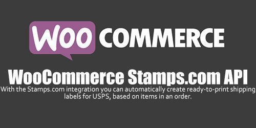 WooCommerce - Stamps.com API v1.3.5