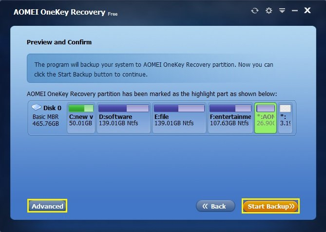 Download AoMei OneKey Recovery v1 6 2 Free - SoftArchive